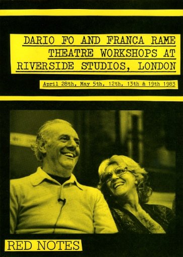 Dario Fo and Franca Rame Theatre Workshops